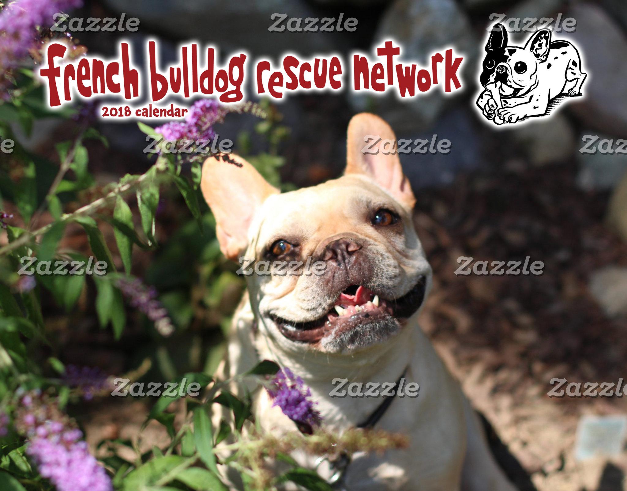 French Bulldog Calendars