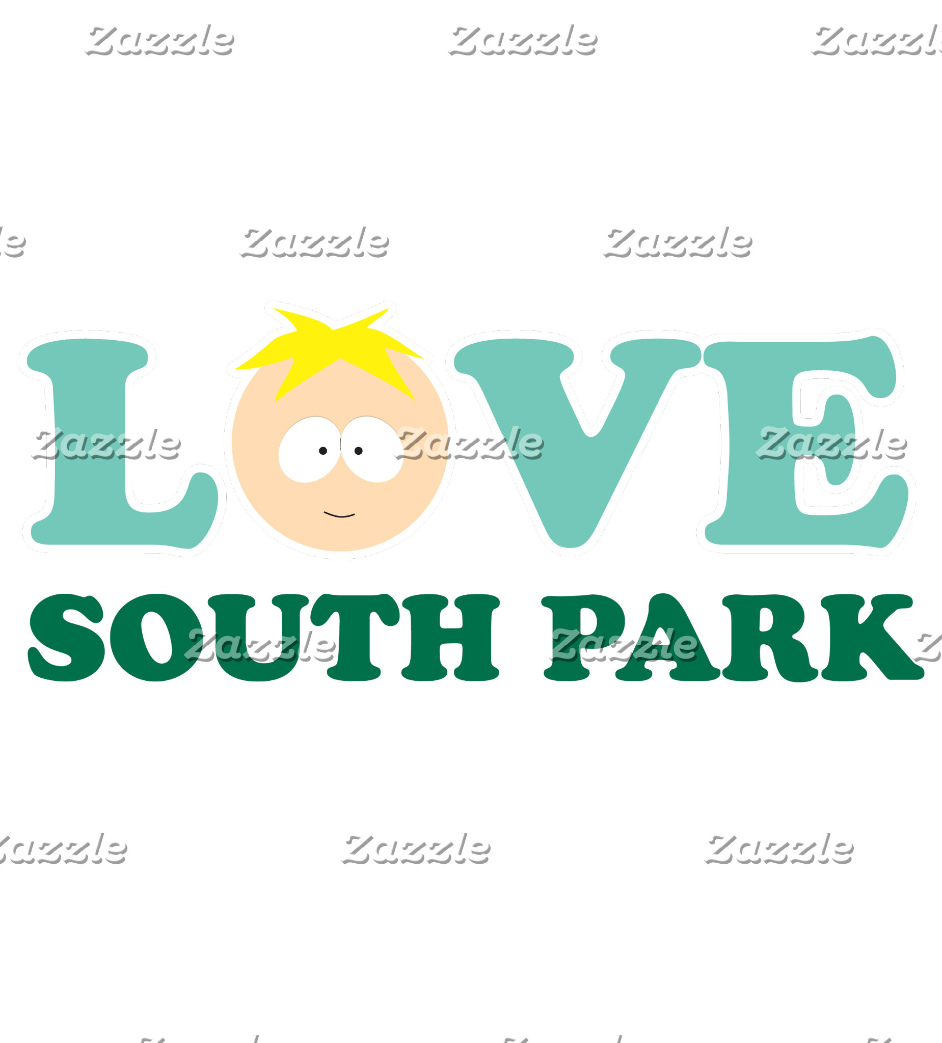 Butters - Love South Park