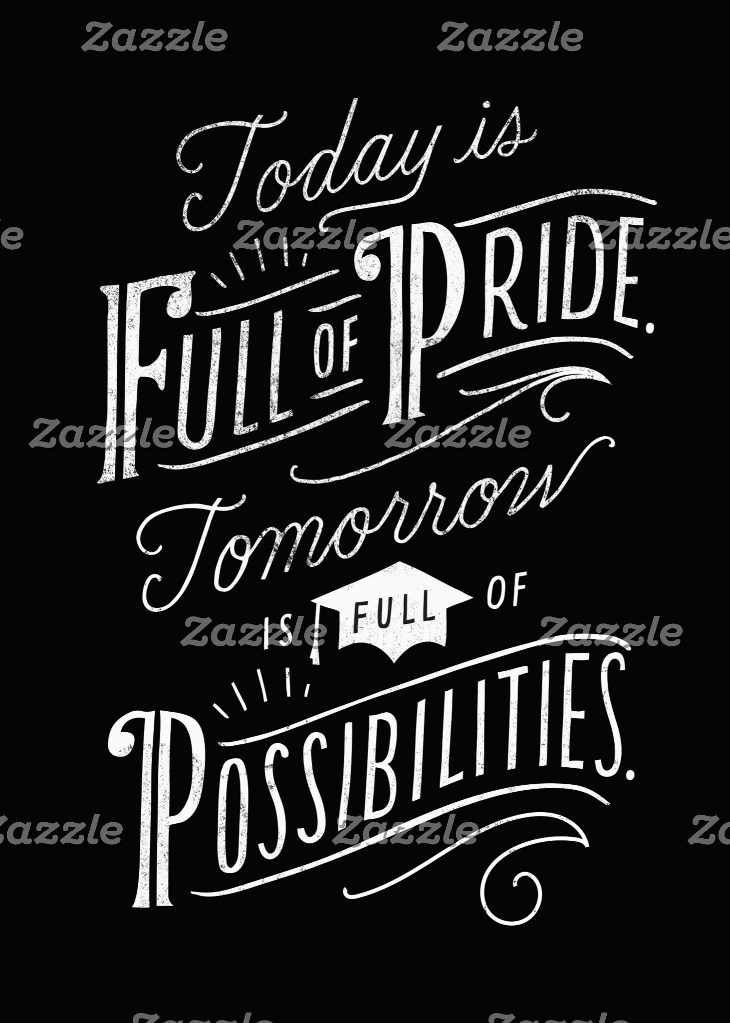 Tomorrow Is Full Of Possibilities