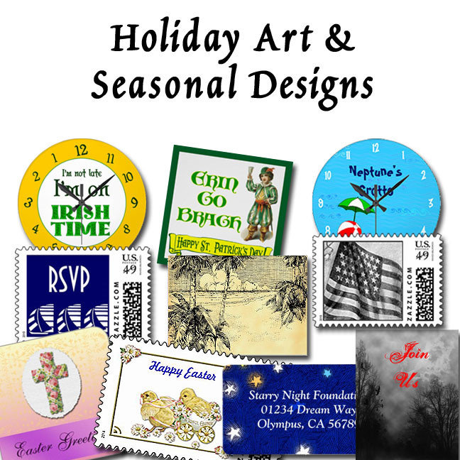 Custom Holiday and Seasonal Designs