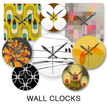 WALL CLOCKS