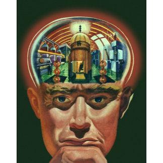 Cyborgs, Robots, Aliens, Astronauts