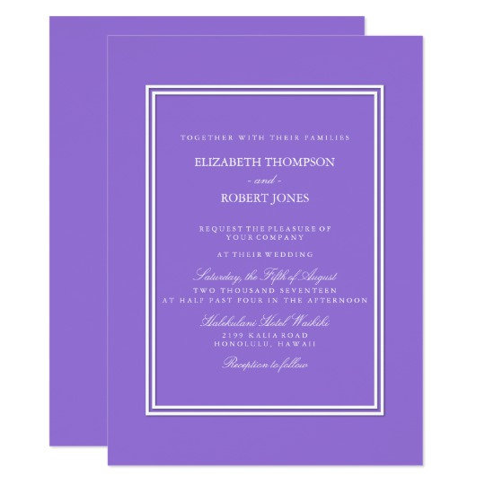 Chalky Pastel Wedding Themes