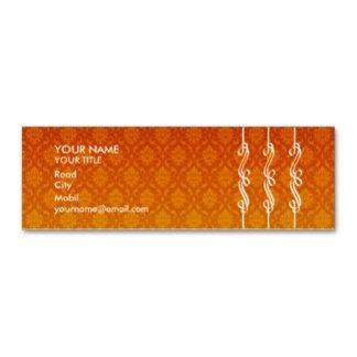 ► Damask Business Cards