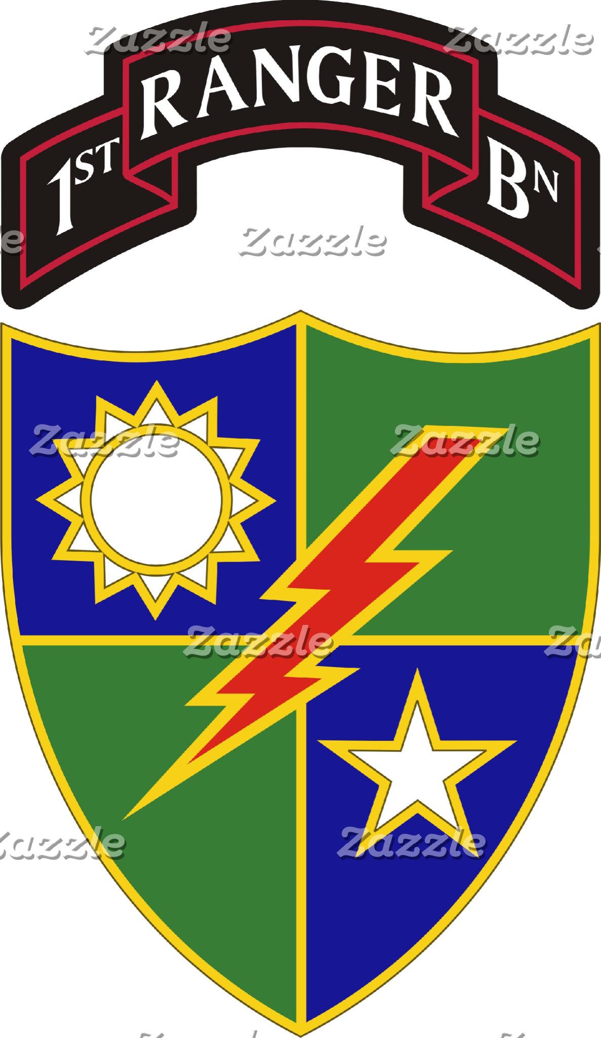 1st Battalion - 75th Ranger Regiment