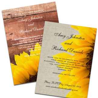 Rustic Wedding Collections