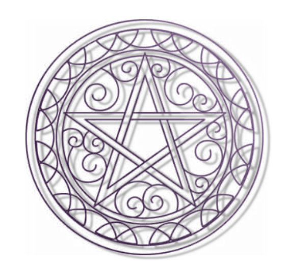 Pentacles, Celtic and Pagan symbols