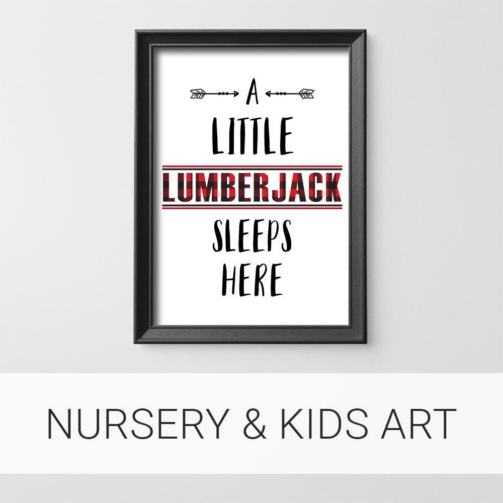 Nursery & Kids Art