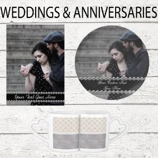 Wedding and Anniversary