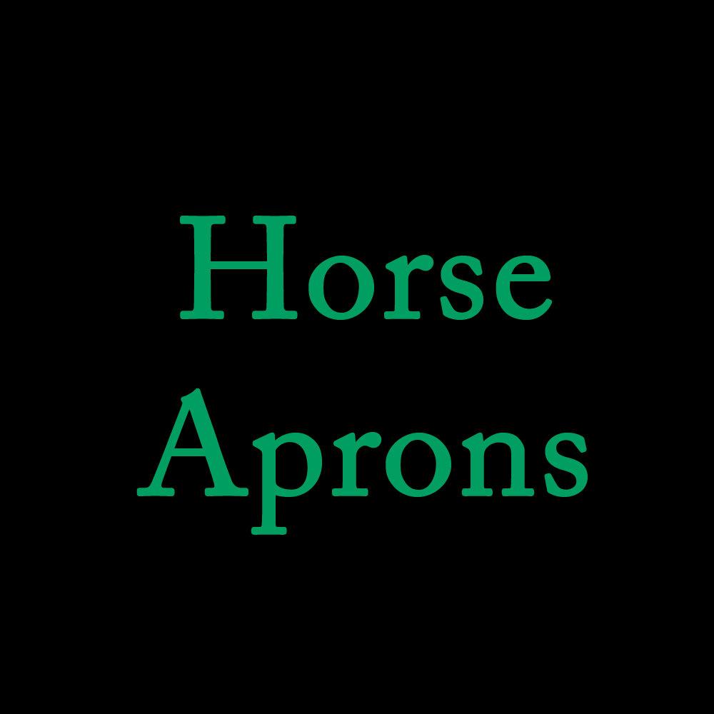 Horse Aprons