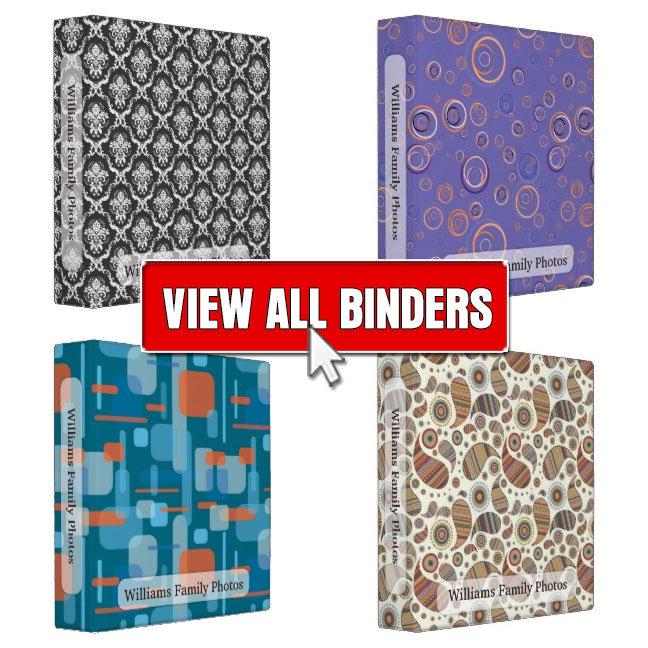 Various Vintage Patterns