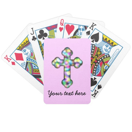 Christian Playing Cards