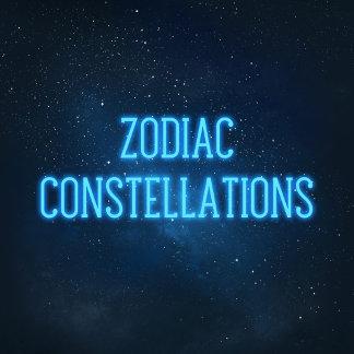 Zodiac Constellations