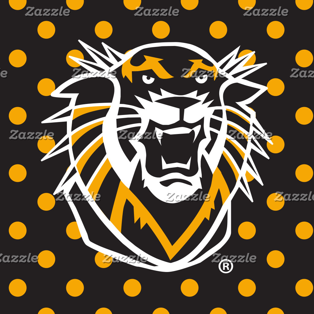 Fort Hays State | Polka Dot Pattern