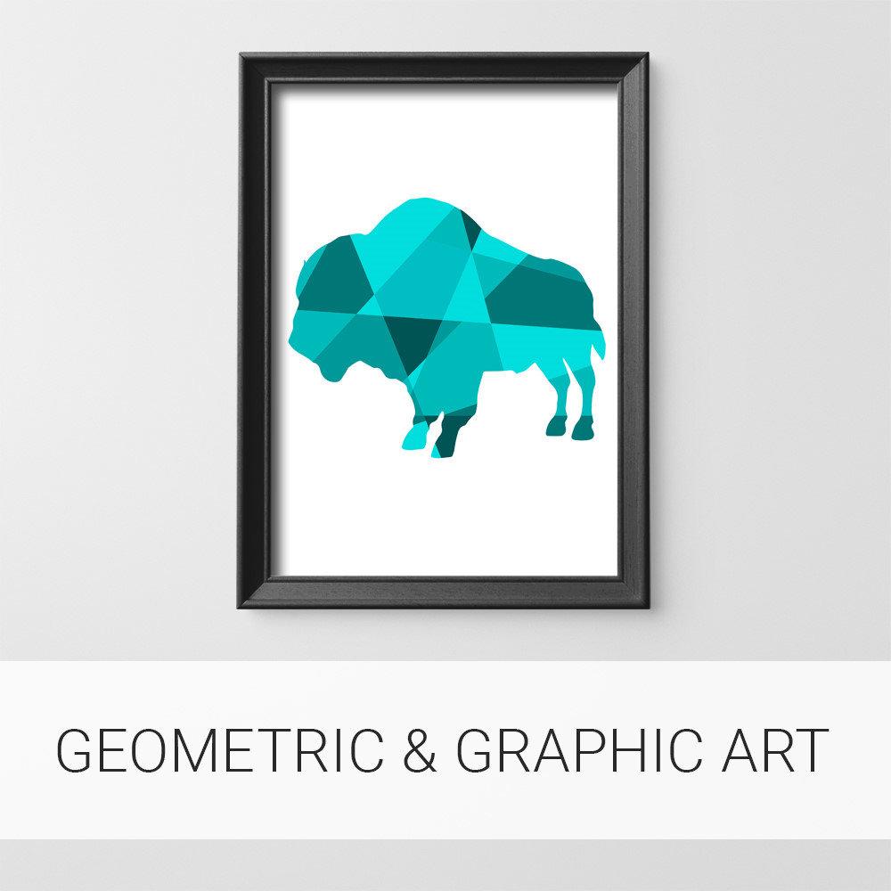 Geometric & Graphic Art