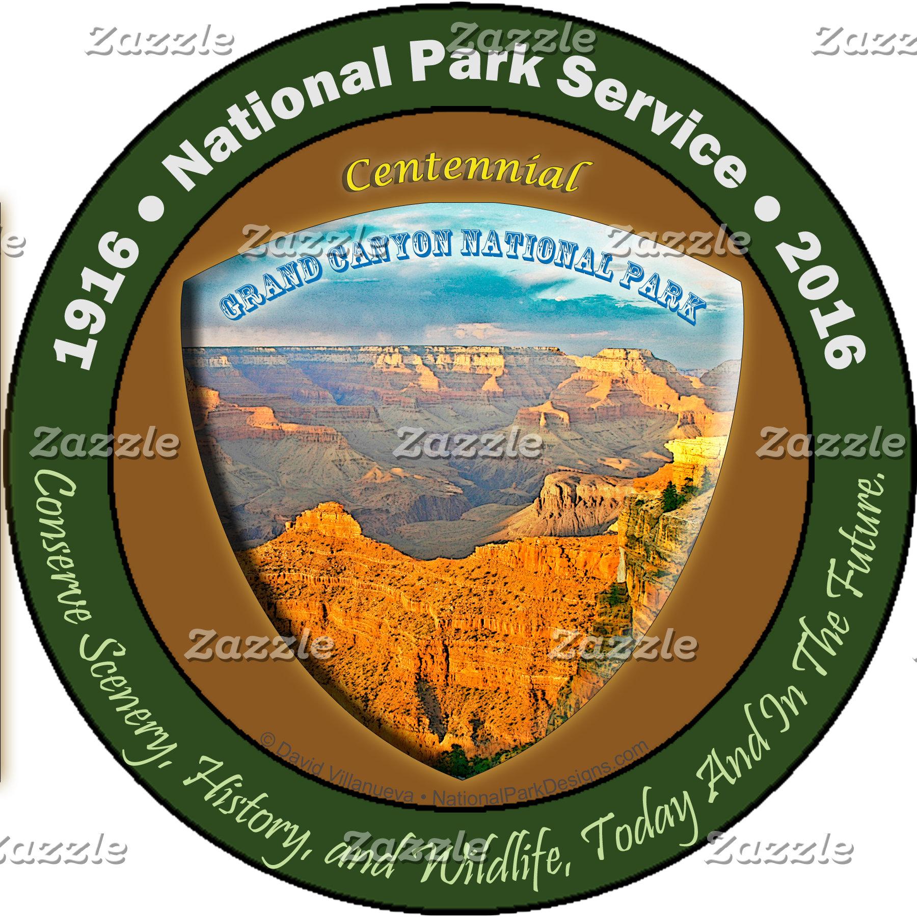 NPS Centennial - Grand Canyon View