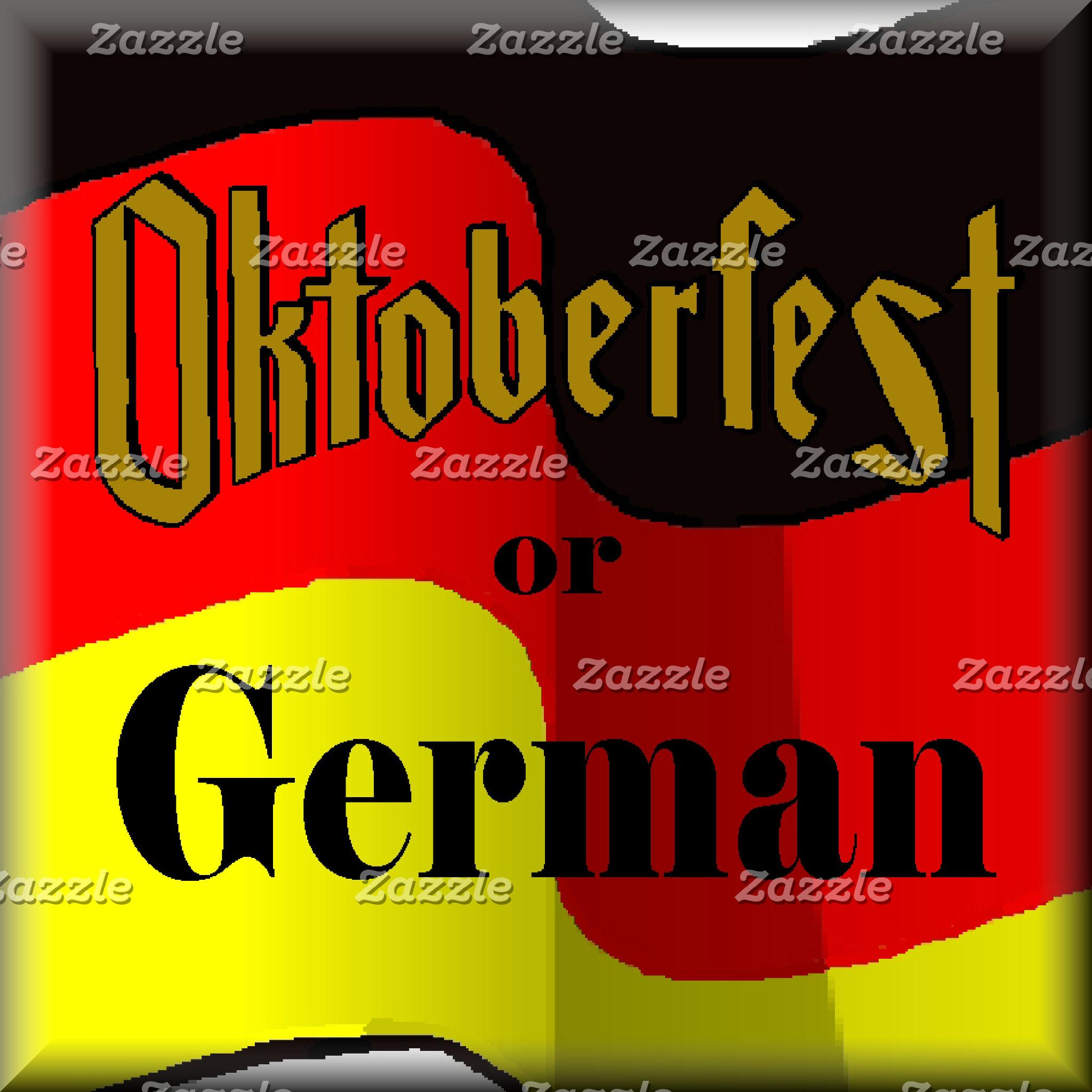 OKTOBERFEST or GERMAN