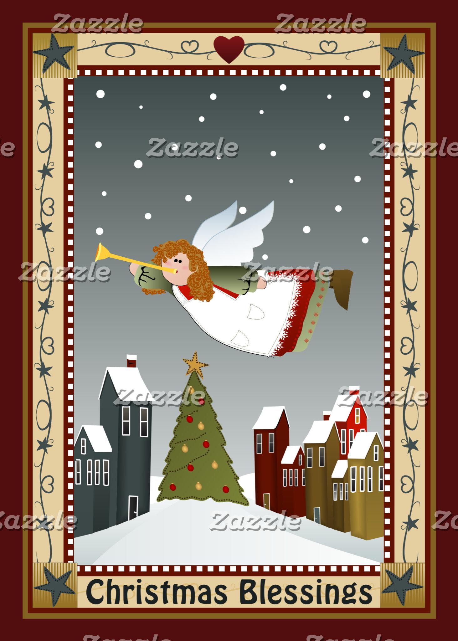Country Christmas (Angel 2)