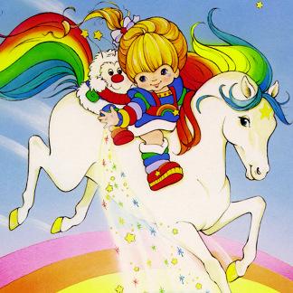Classic Rainbow Brite