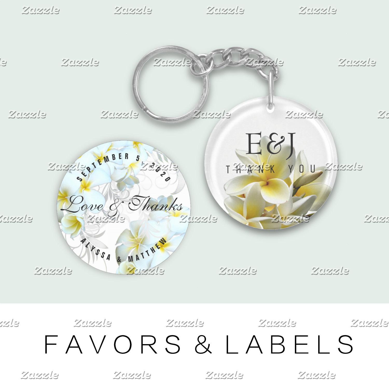 Favors & Labels