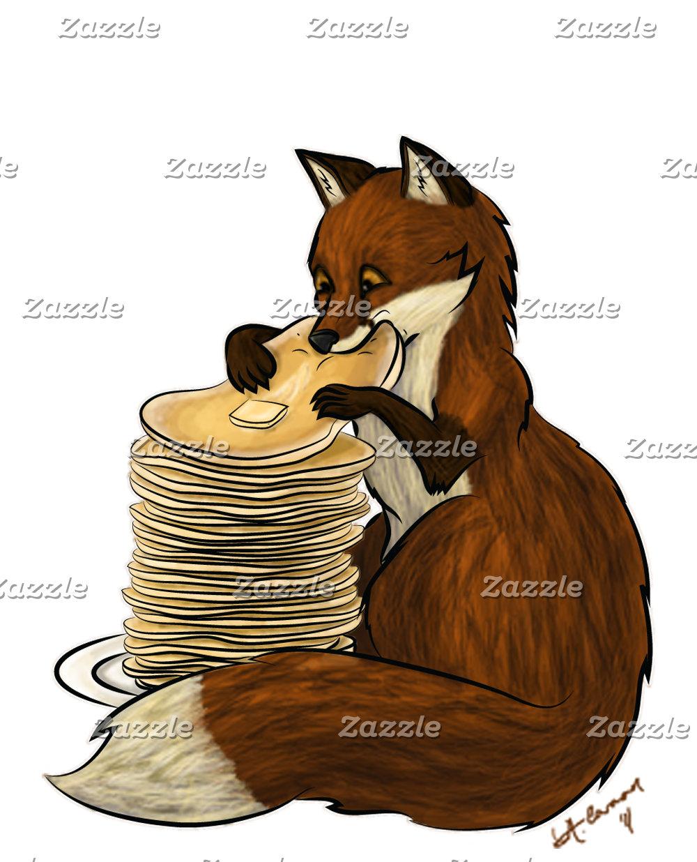 Pancake Fox