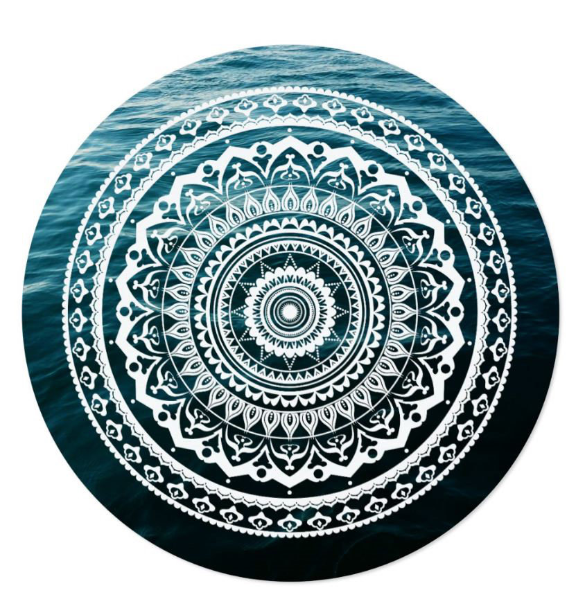 Mandala Let Sea Set You Free