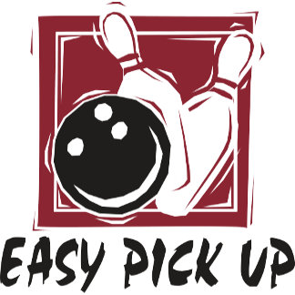 Bowling Easy Pick Up Bowler T-Shirt Gifts
