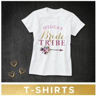 Bridal Shower T-Shirts
