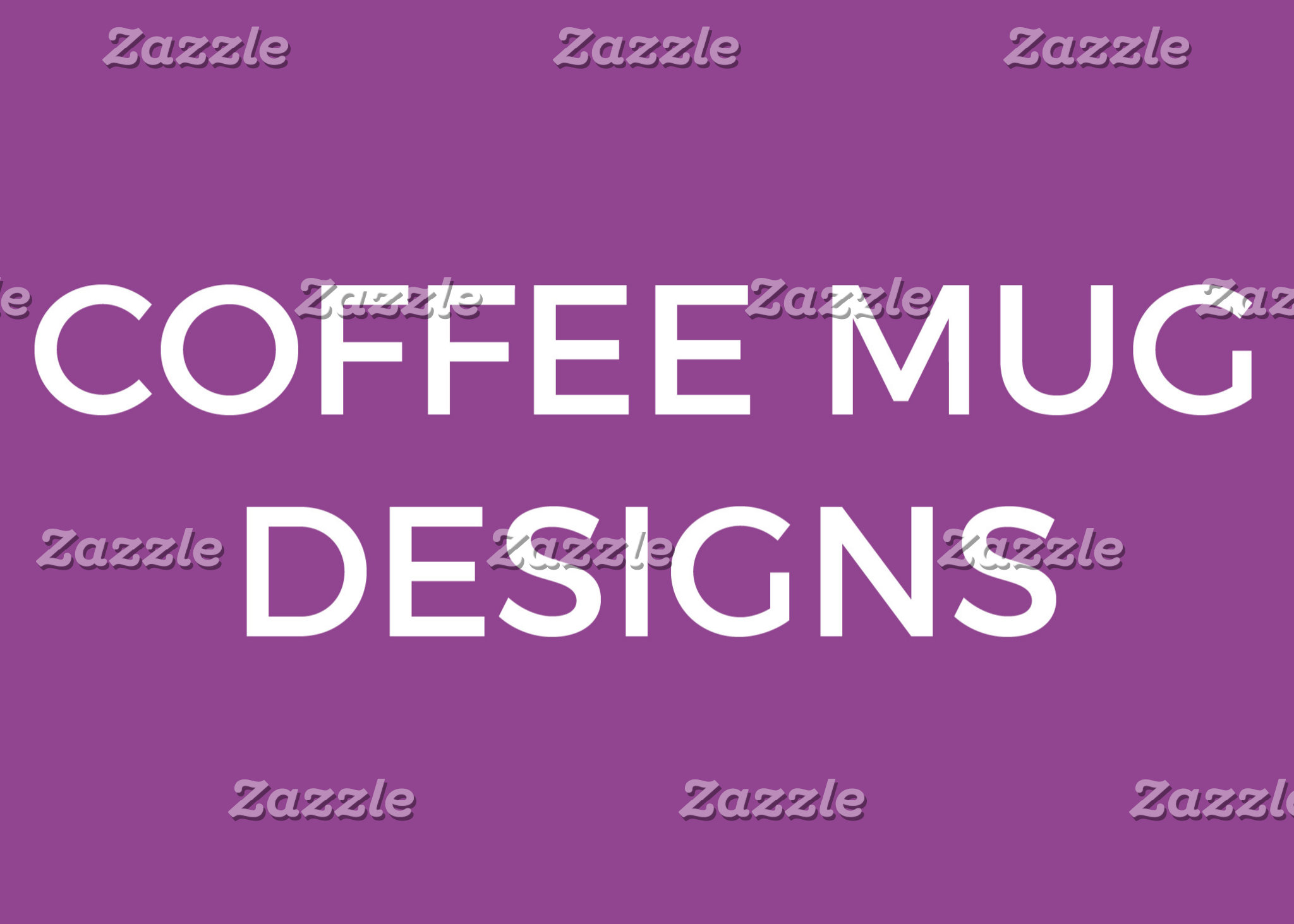 Coffee Mug Designs
