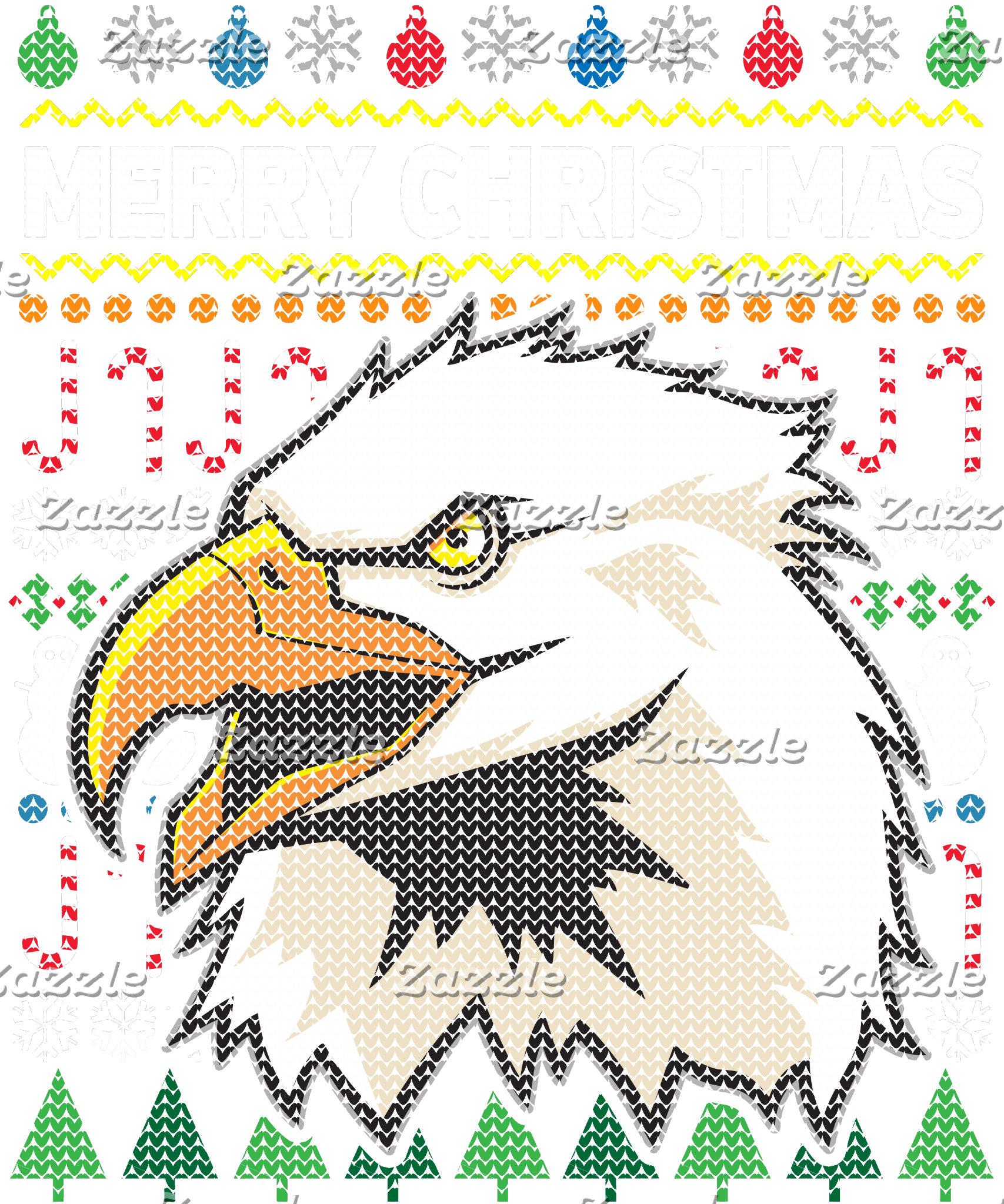 Eagle Ugly Sweater