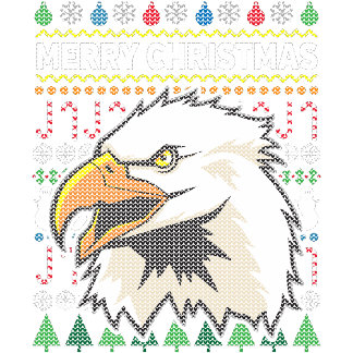 Eagle Ugly Sweater