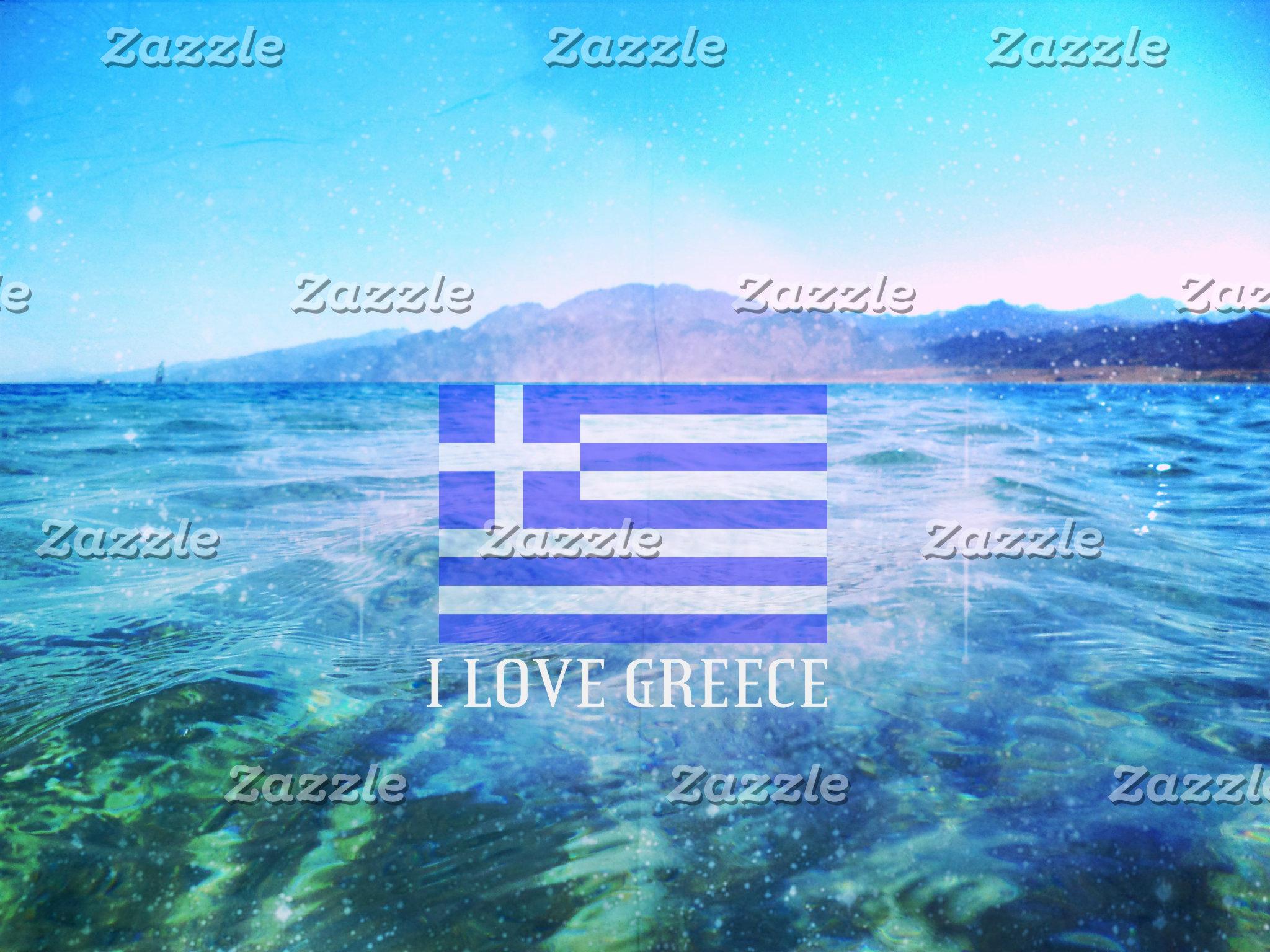 I love Greece