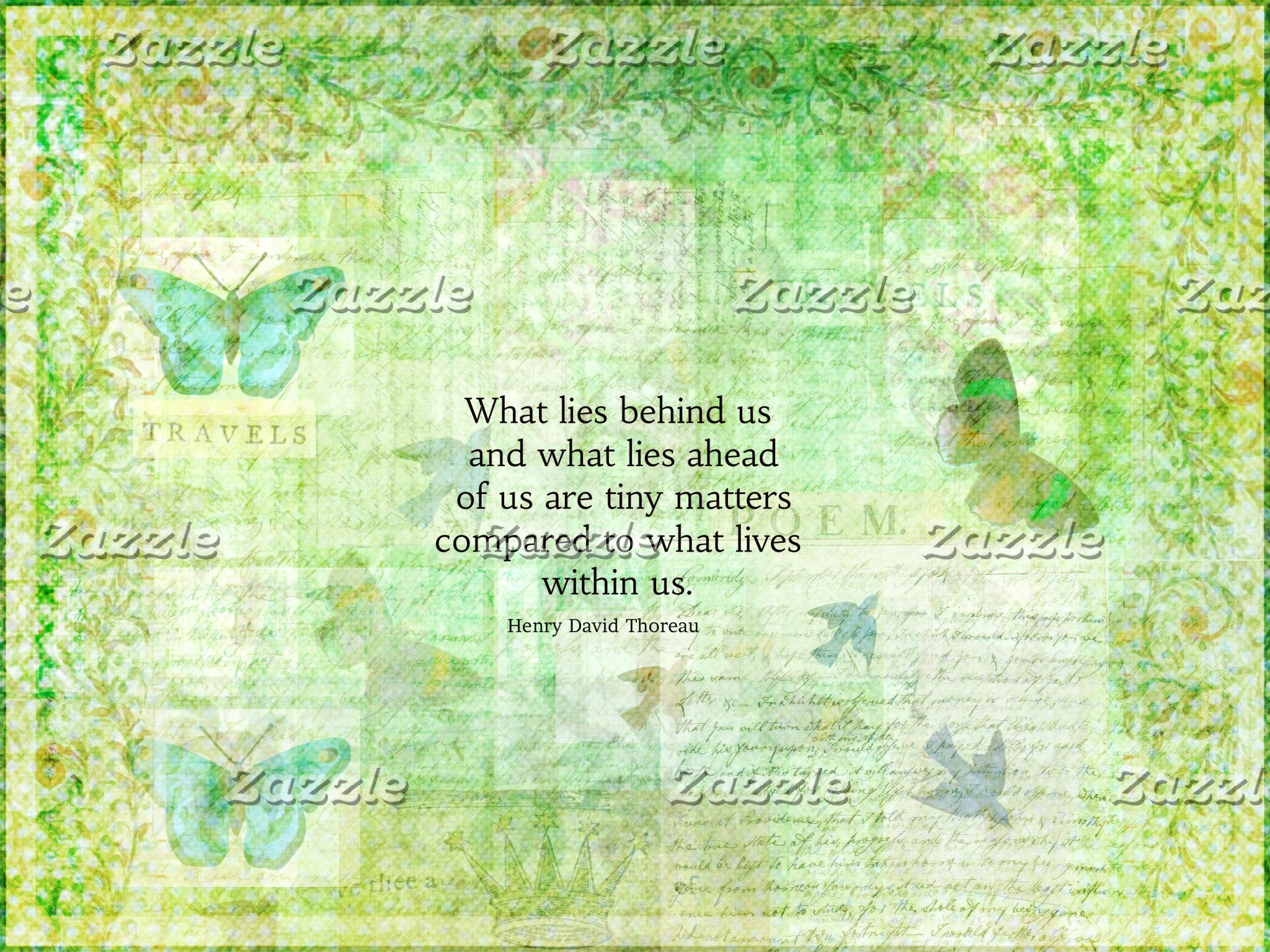 Henry David Thoreau quotes