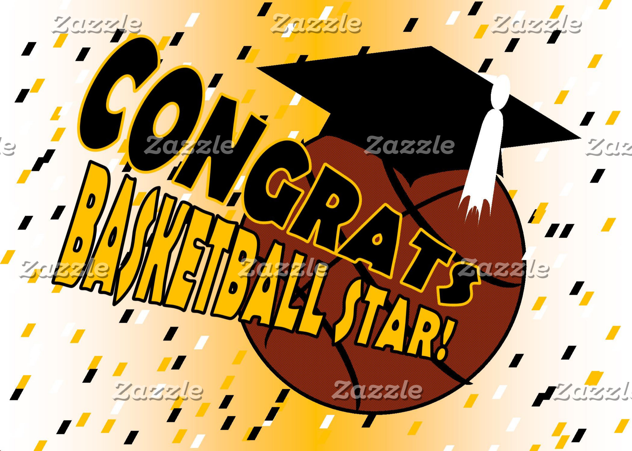 Graduation Congrats for Sports Stars