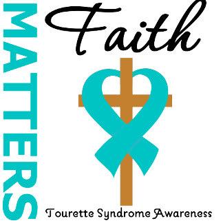 Faith Matters Cross Tourette Syndrome