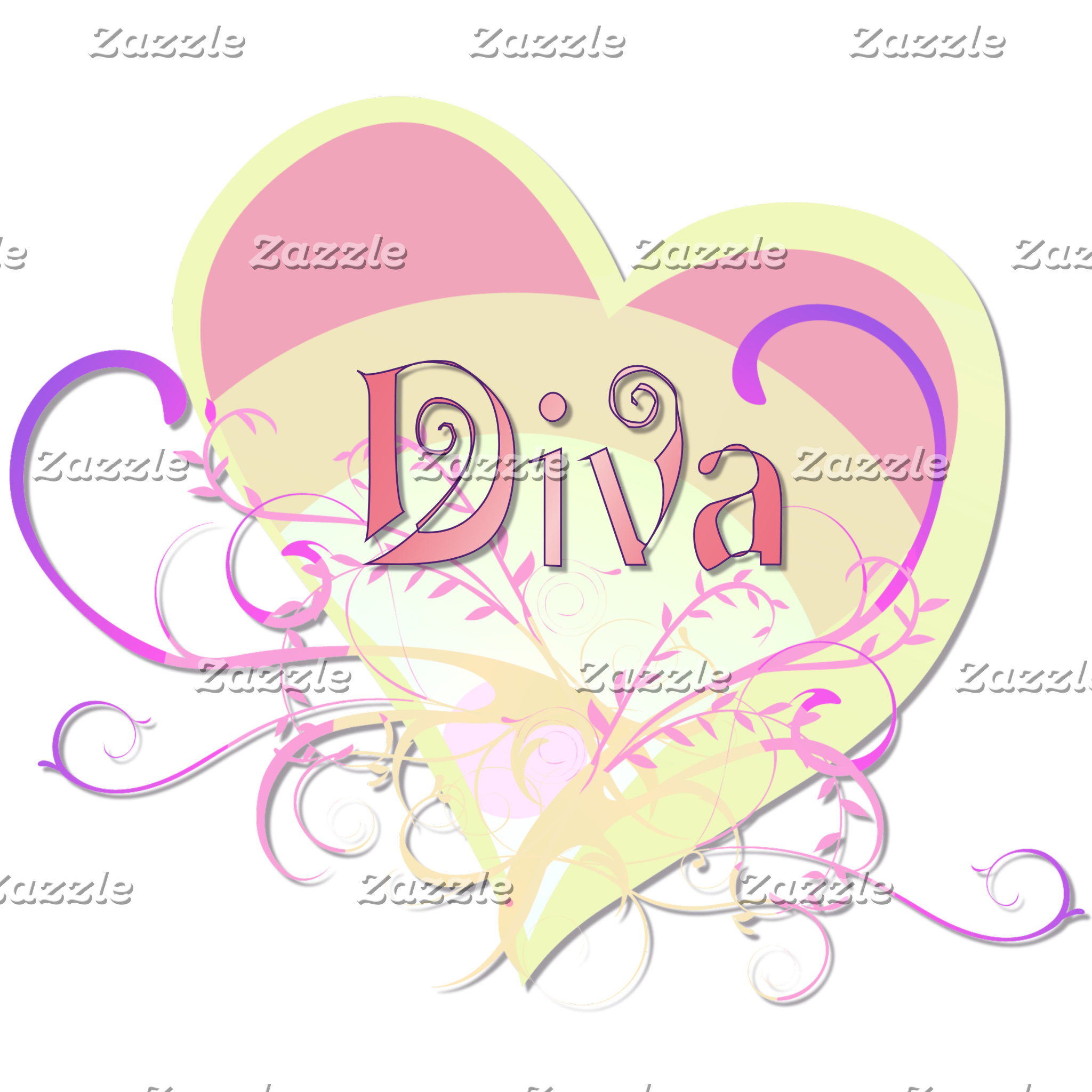 Diva Heart