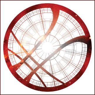 Doctor Strange Window of Worlds Graphic