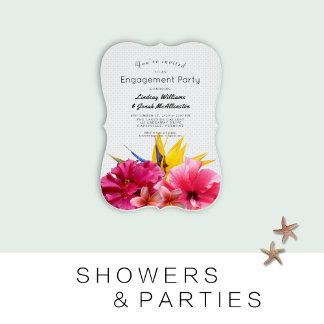 Showers and Parties