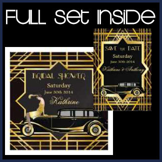 Roaring Twenties Gatsby Collection