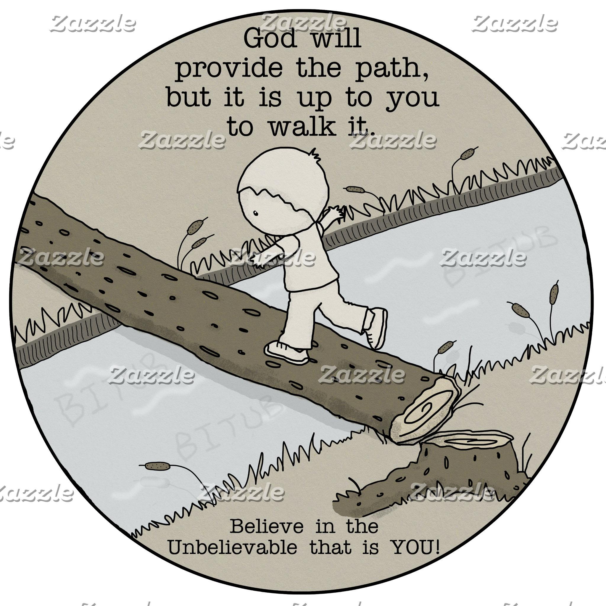 God Provides a Path