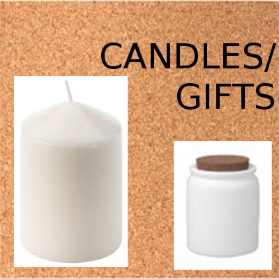 Candles/Gifts