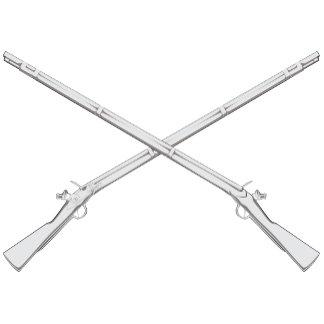 Crossed Muskets