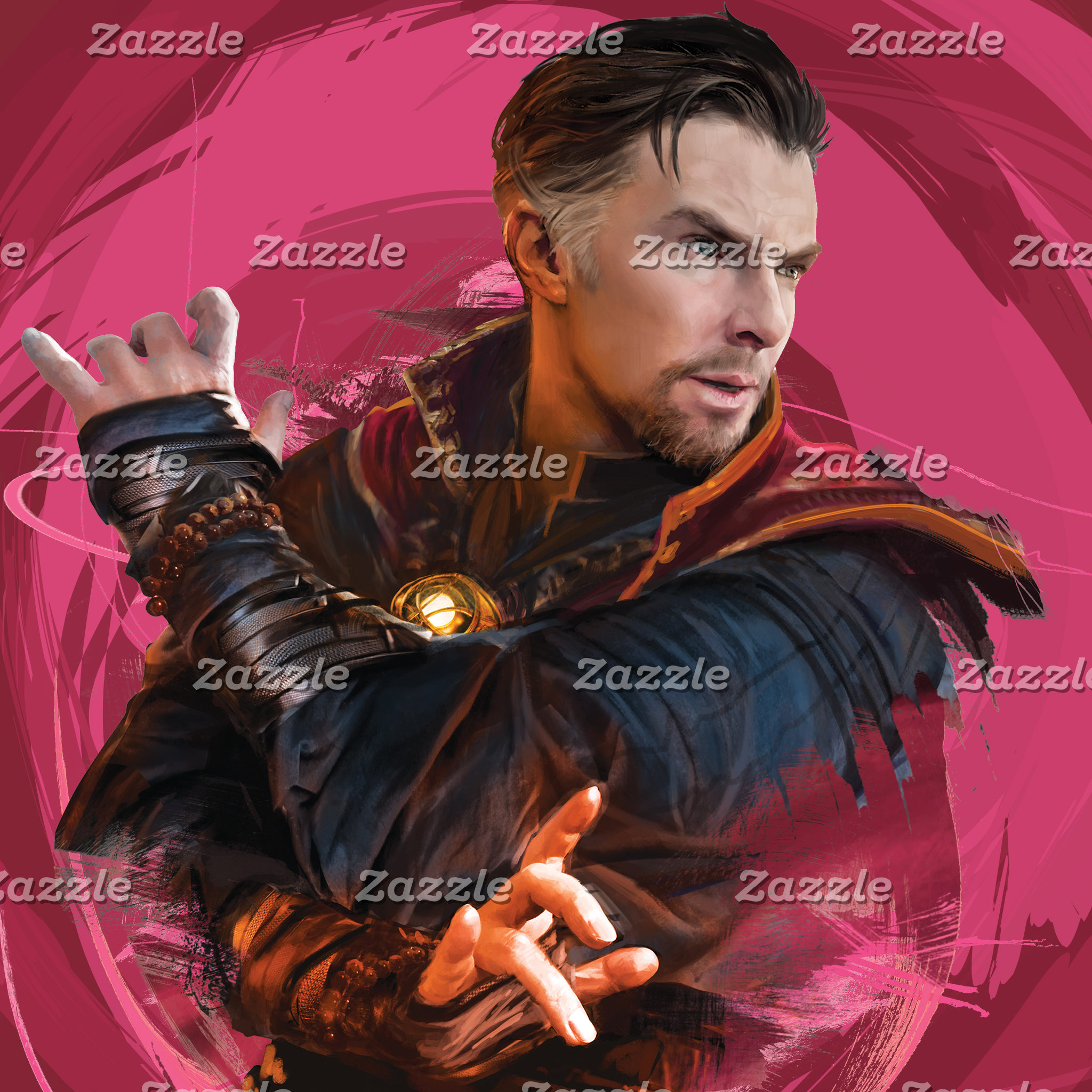 Doctor Strange Mystic Lines Character Bust