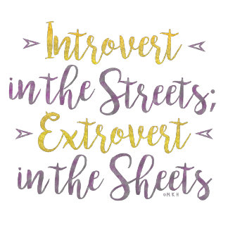 Introvert in the Streets