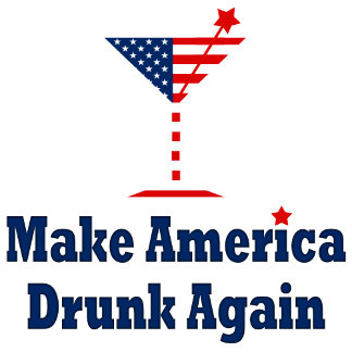 aa. MAKE AMERICA DRUNK AGAIN