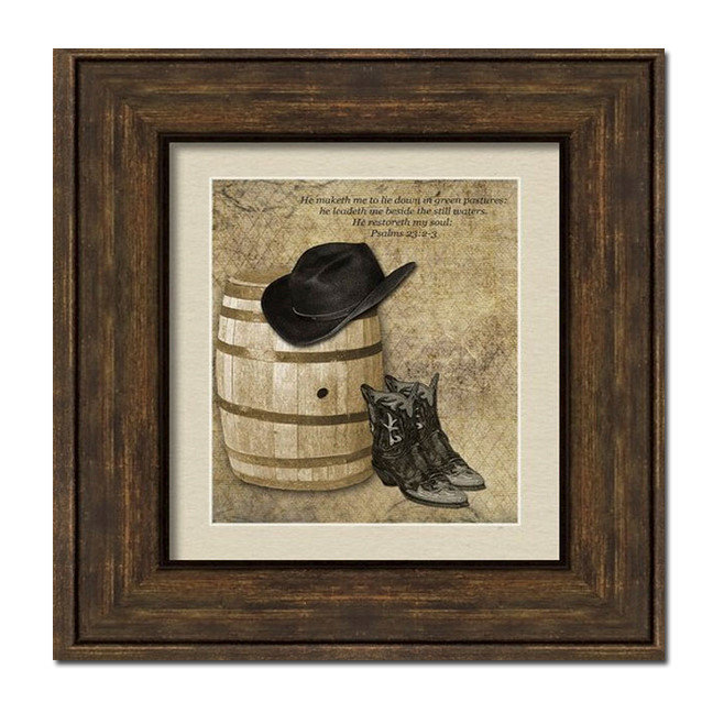 Barrel and Boots