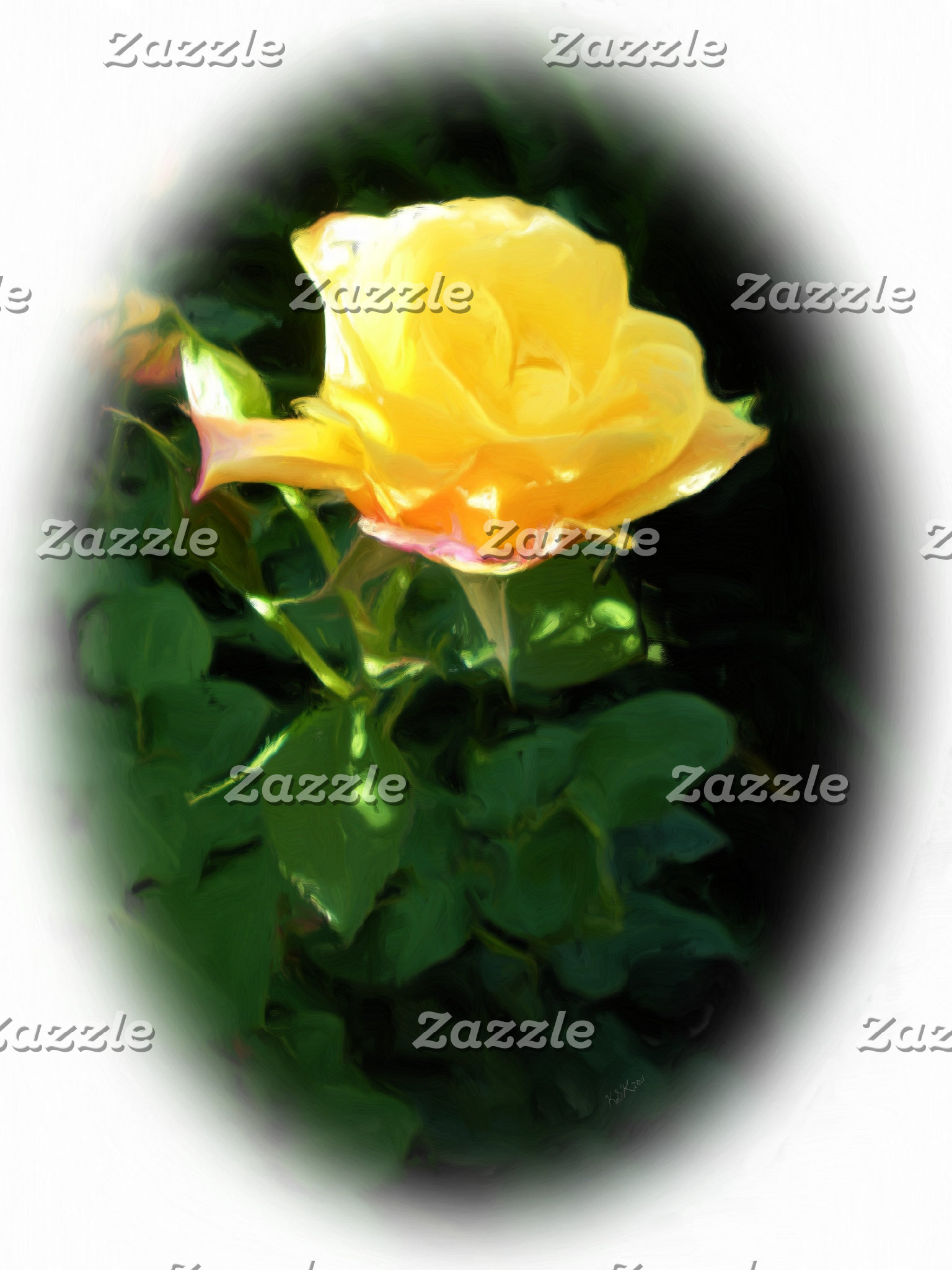 Yellow Rose Designs