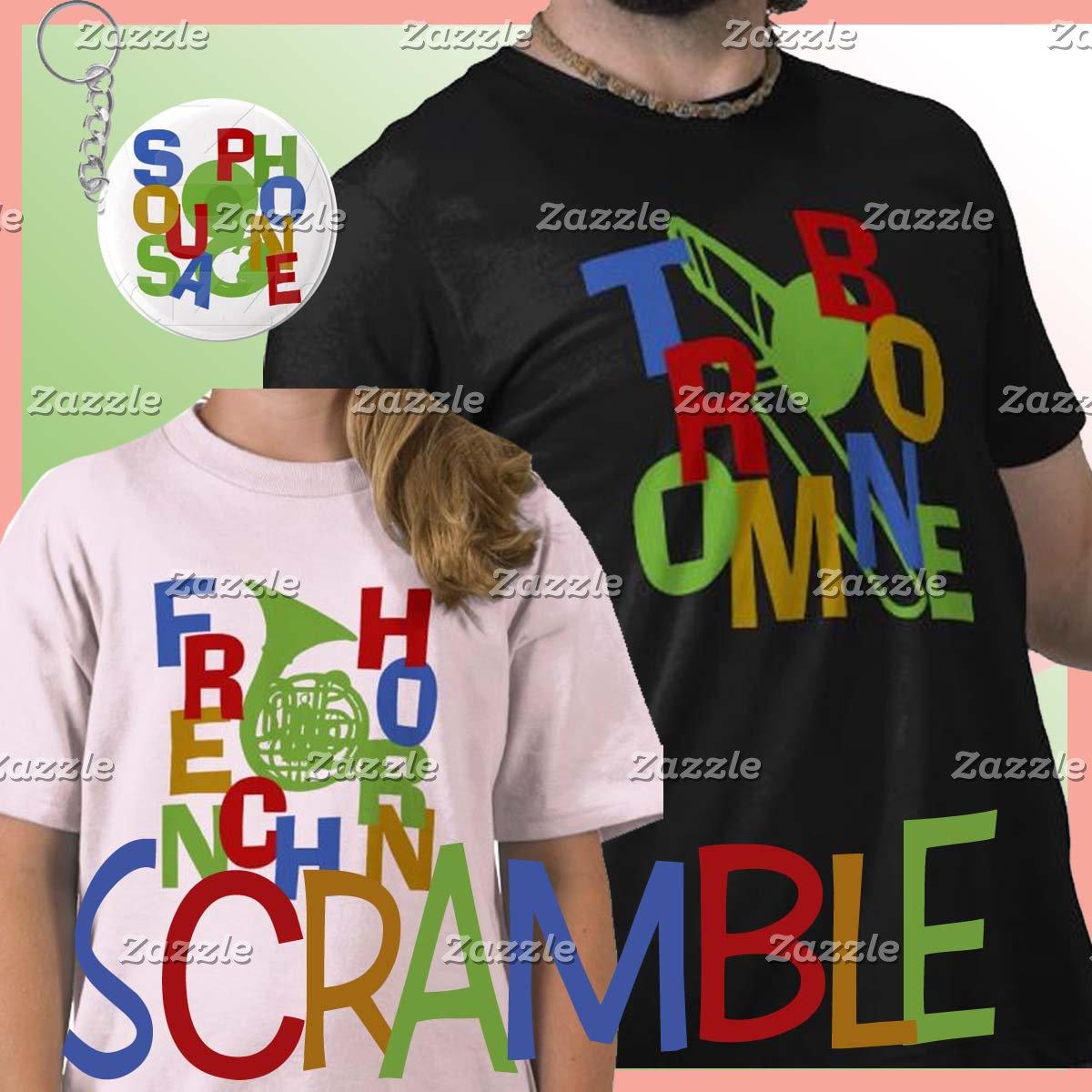 Scramble/ Instruments