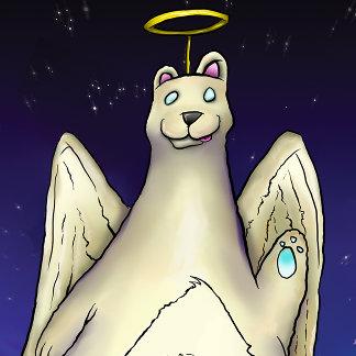 Kris Kringle The Musical Angel Polar Bear