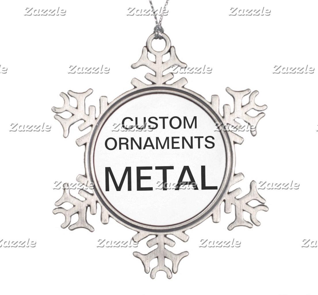 Metal Ornaments
